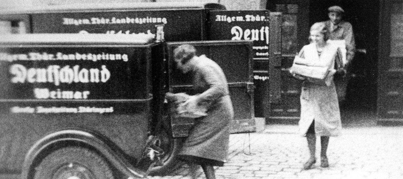 Ausstellungseröffnung: 170 Jahre Panses Verlag
