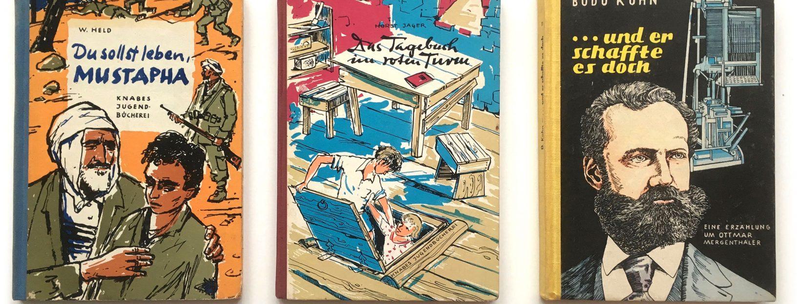 Vernissage: 85 Jahre Knabe Verlag