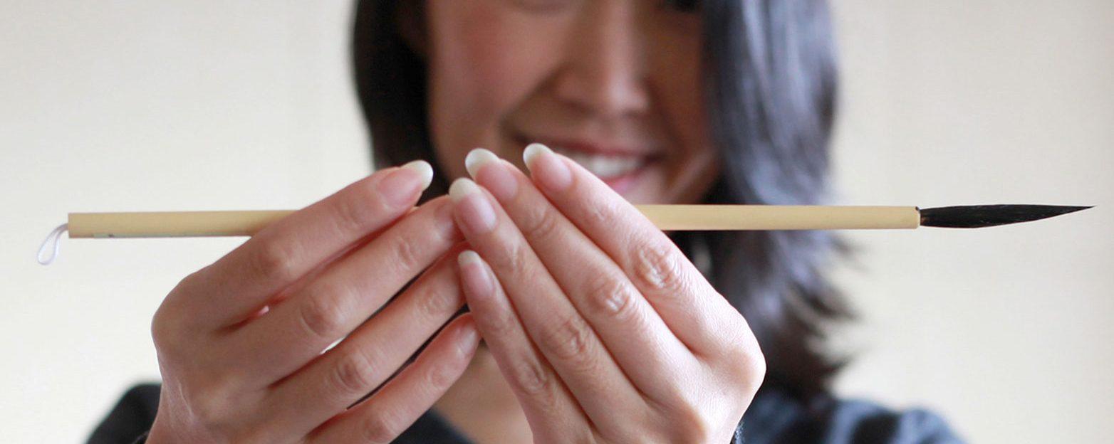 Kurs: SHODO: Die japanische Kunst des Schreibens